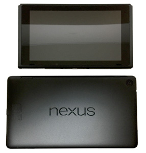 Switch Nexus7(2013)と比較